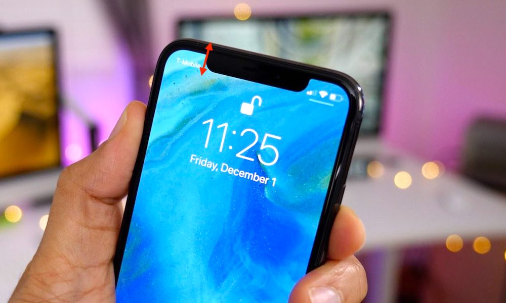 2019 iPhone Lineup Rumored to Slim Down Obtrusive 'Notch'