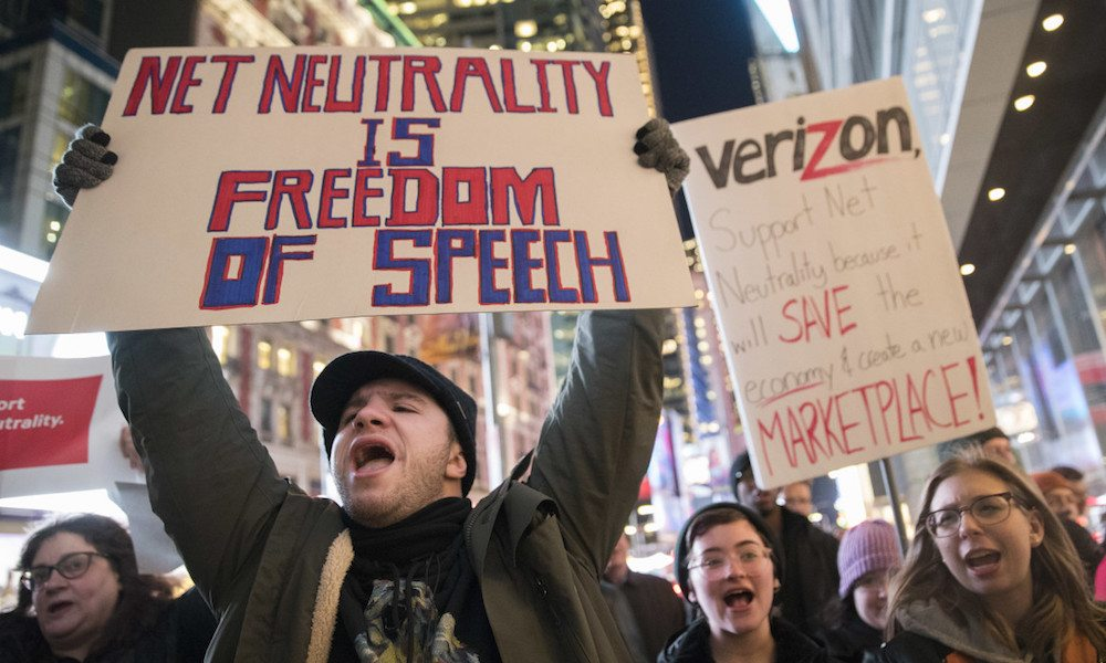 At Least 22 States Sue to Challenge FCC Net Neutrality Repeal