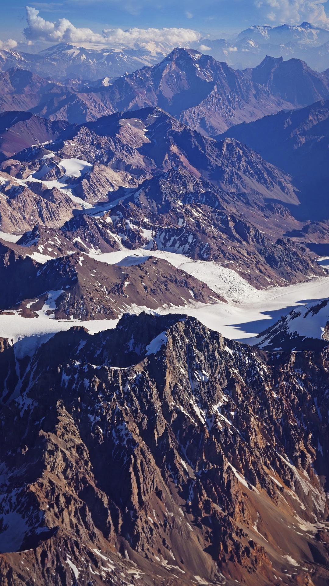 Los Andes iPhone Wallpaper