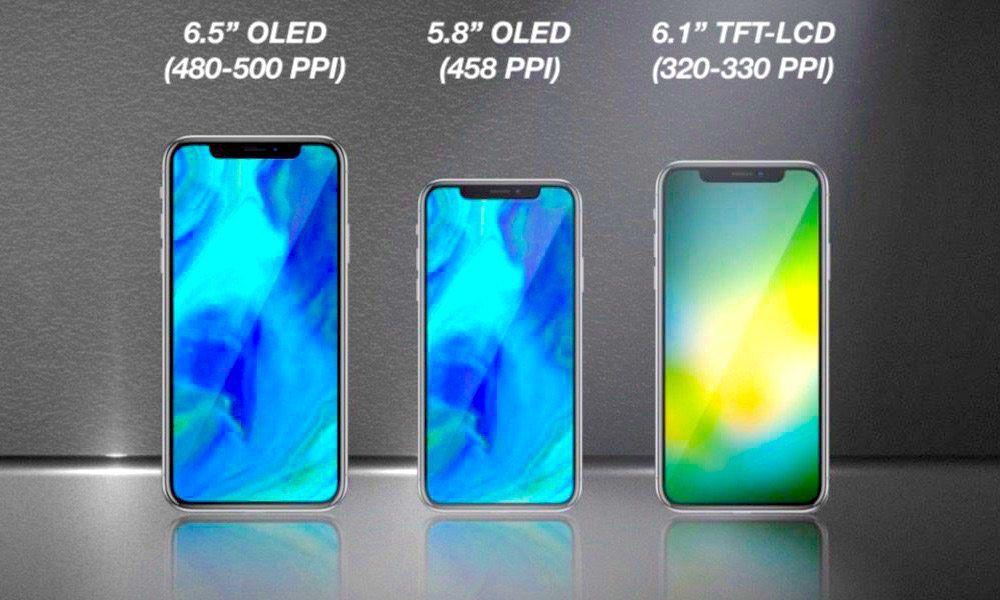 Kuo Details the Mid-Range 6.1-inch iPhone Rumoured for 2018 Release