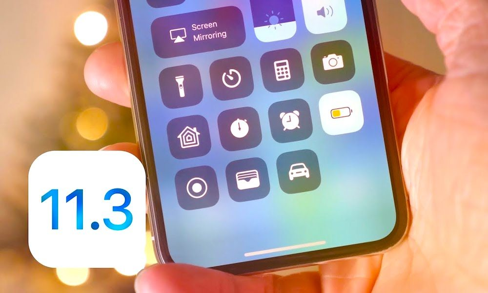 Apple Highlights 6 New Features Coming to iOS 11.3