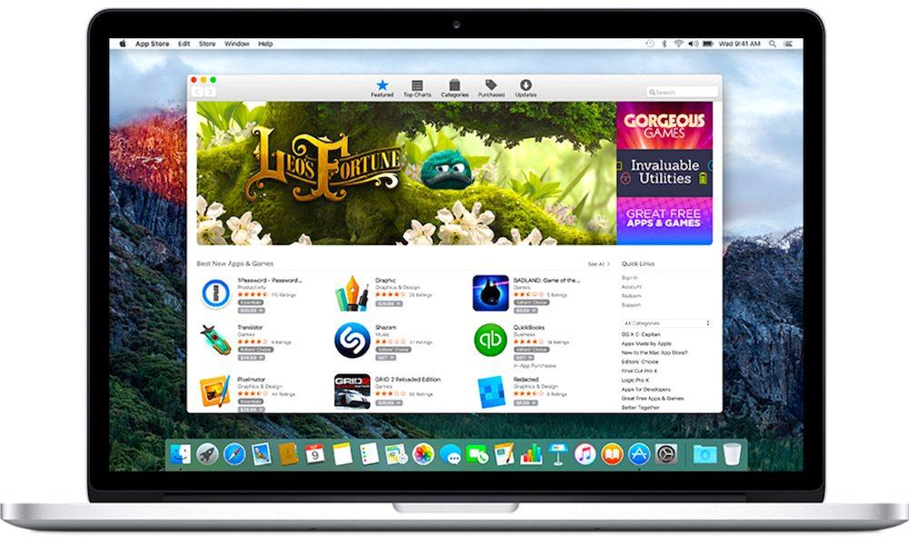 MacOS-App-Store