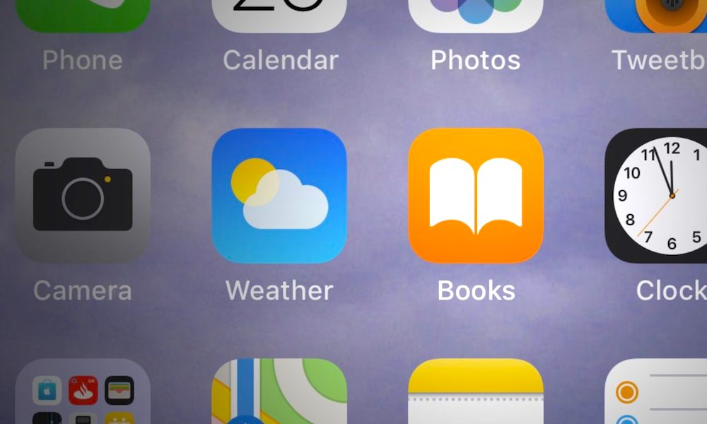 Apple reworking iBooks app to get back into the digital books