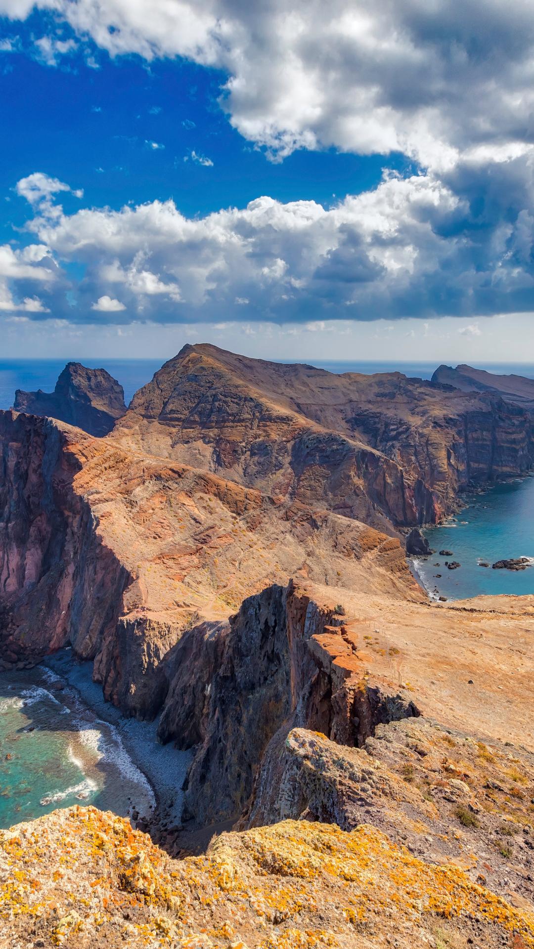 Ponta De São Lourenço iPhone Wallpaper