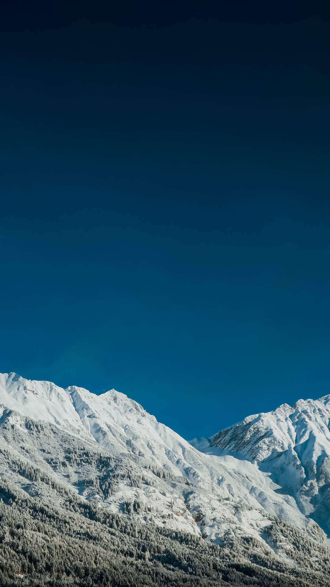 Peak, Mountain iPhone Wallpaper