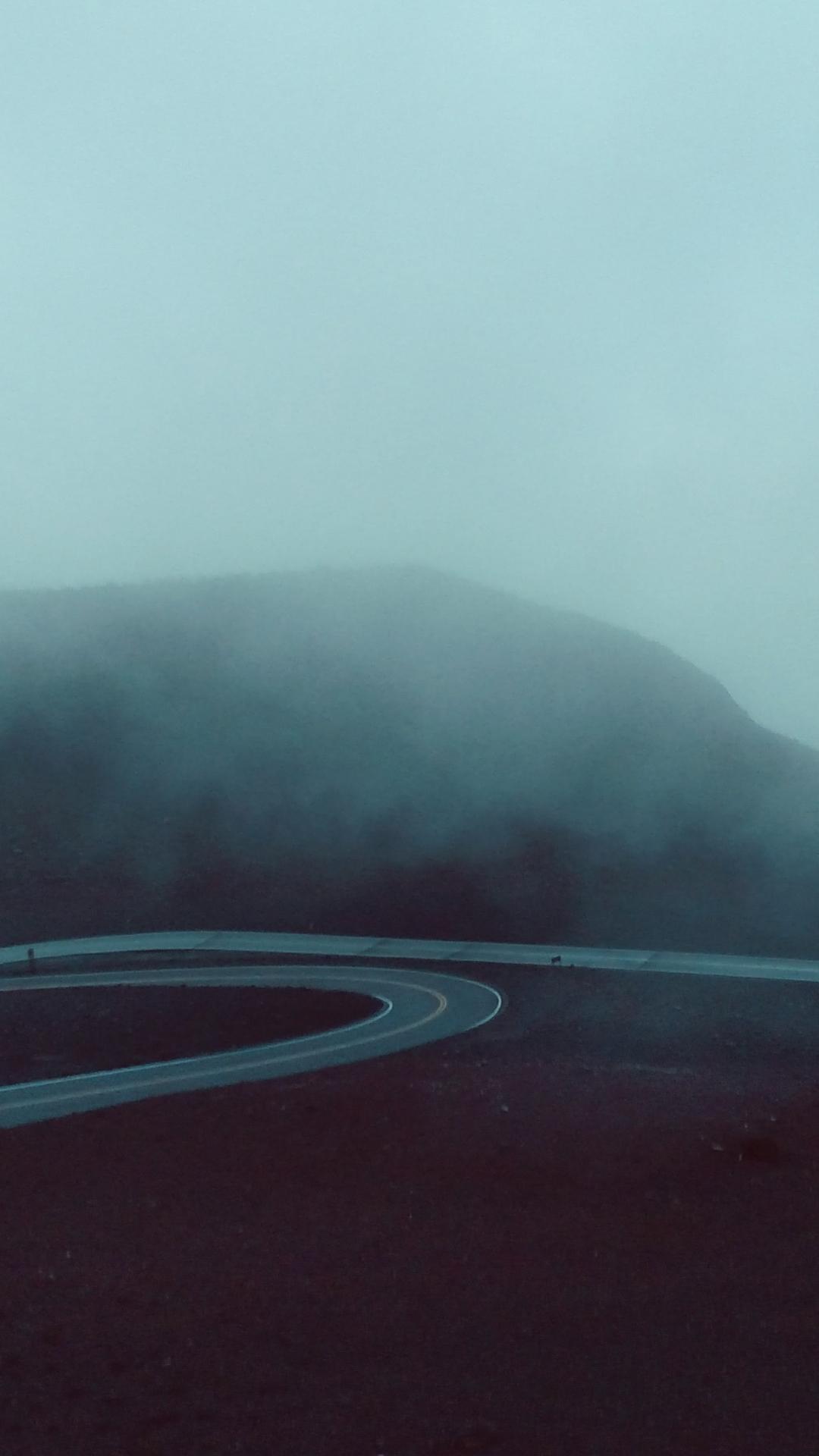 Desolate Roads iPhone Wallpaper