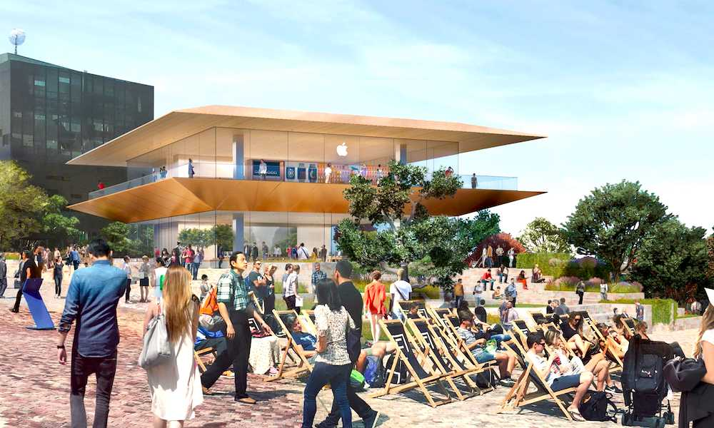 Politicians Hope to Kill Plans for Redesigned Apple Megastore in Melbourne