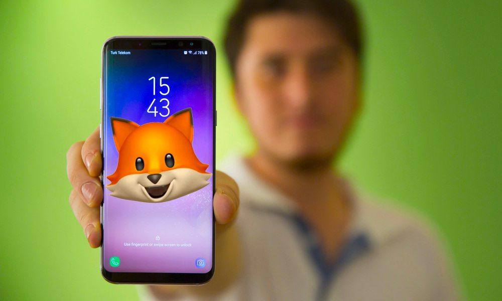 Samsung-Animoji
