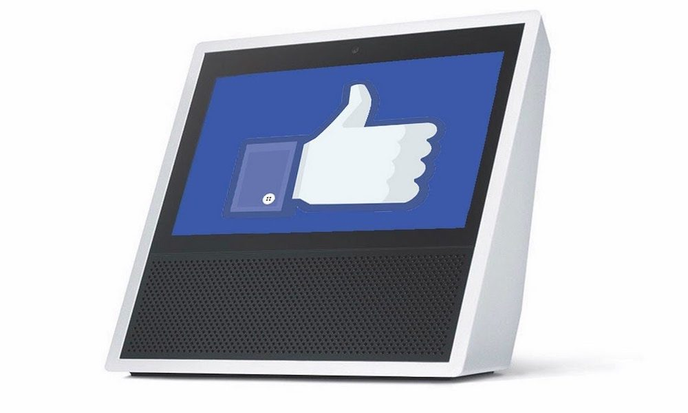 Facebook Rumored to Launch Two Advanced Smart Speakers in July