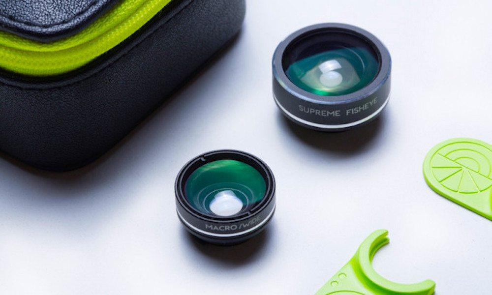 Apple Invents a Next-Gen SFF iPhone Camera Lens Attachment