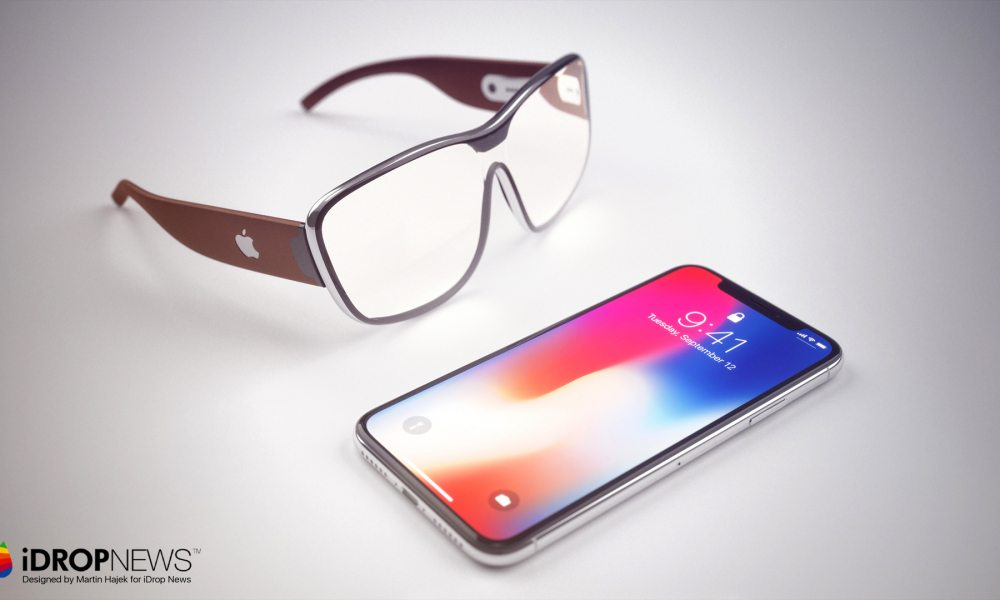 Apple Glass Concept Images