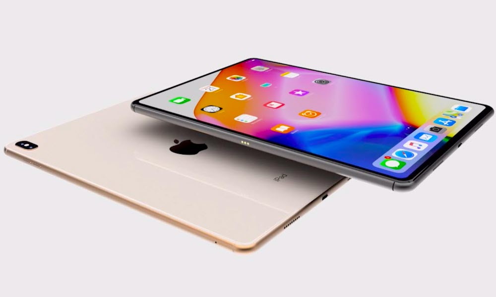 Apple may launch two new iPads