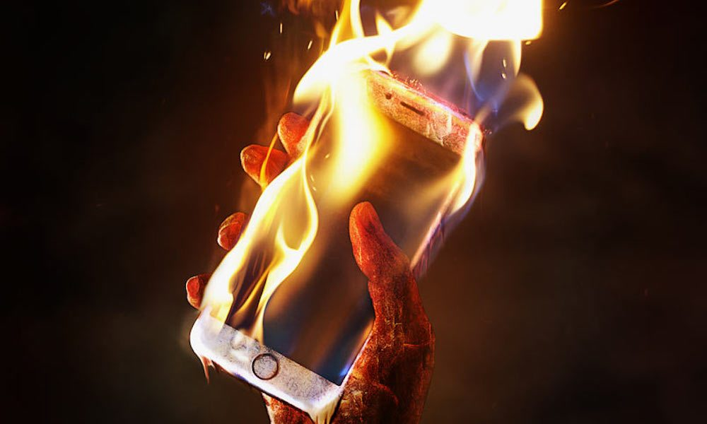 iPhone-FIre-Explosion