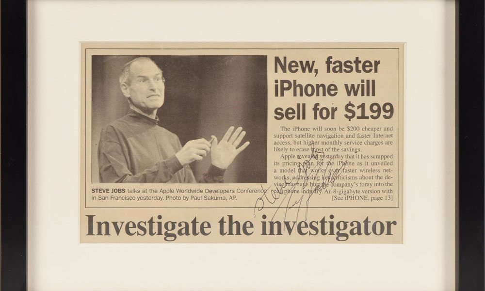 Steve-Jobs-Signed-Newspaper1