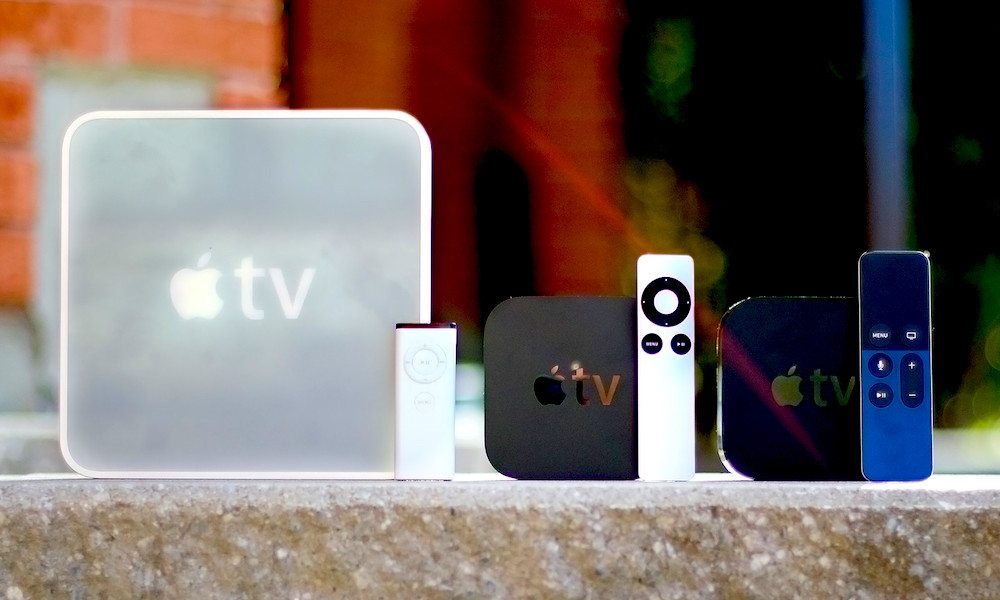 First Apple TV