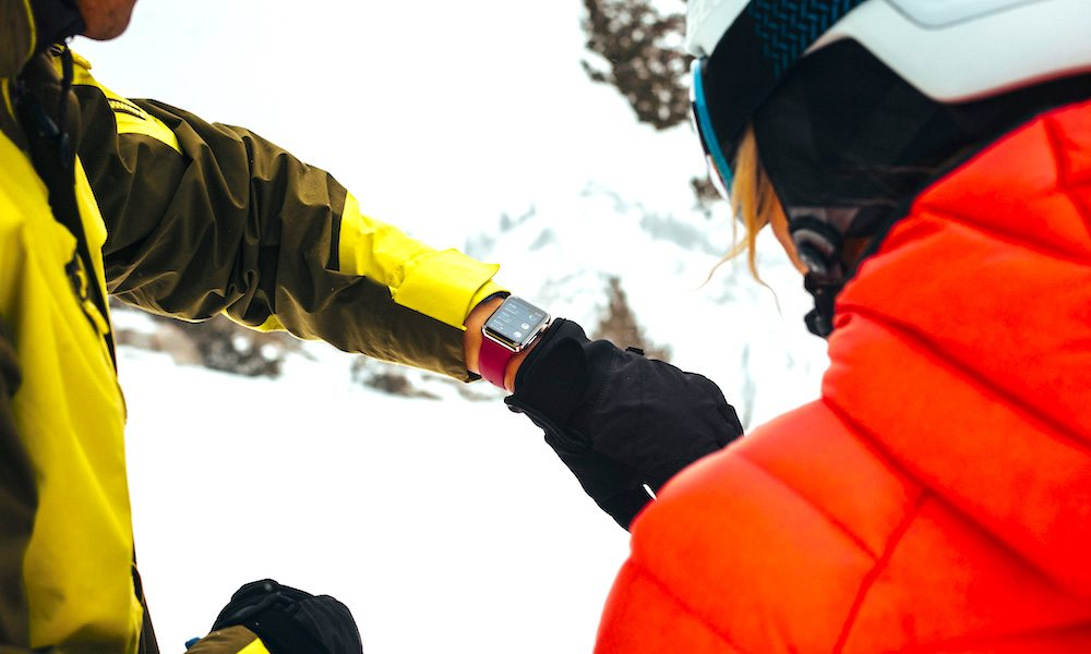 Apple Watch Series 3 Can Now Track Snowboarding and Skiing