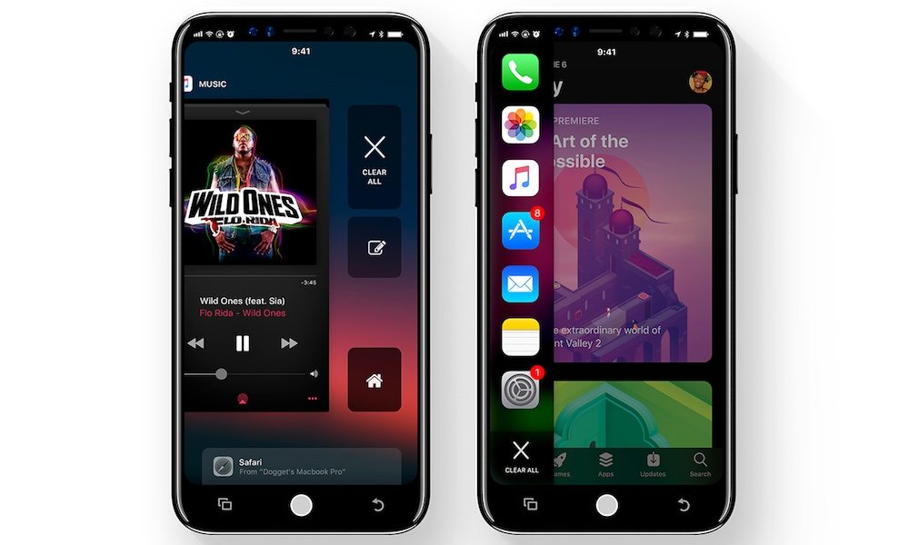 Ios 12 Concept Prince Studio Behance
