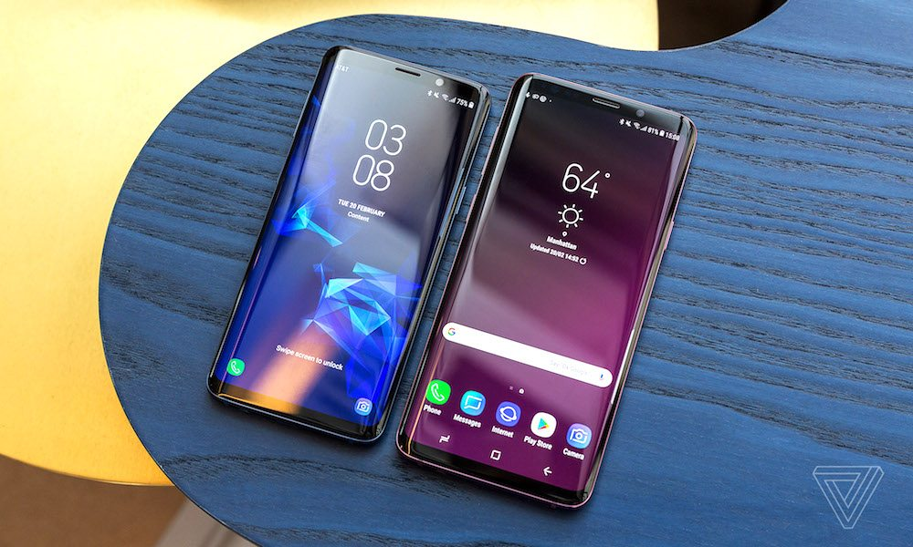 Samsung Galaxy S9 earns DisplayMate's first ever A+ grade