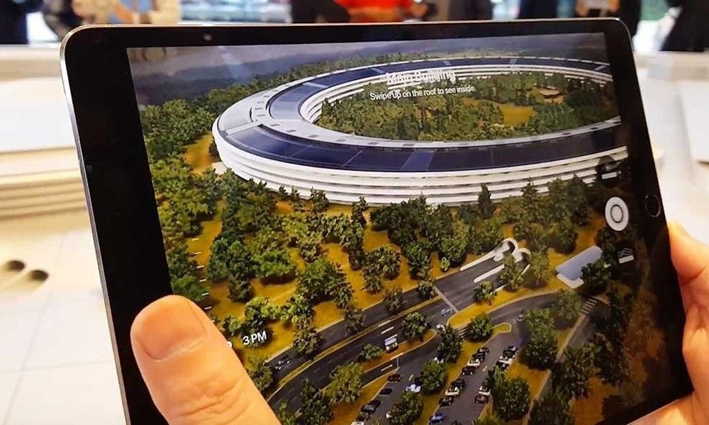 Apple Park Augmented Reality Augmented Reality News