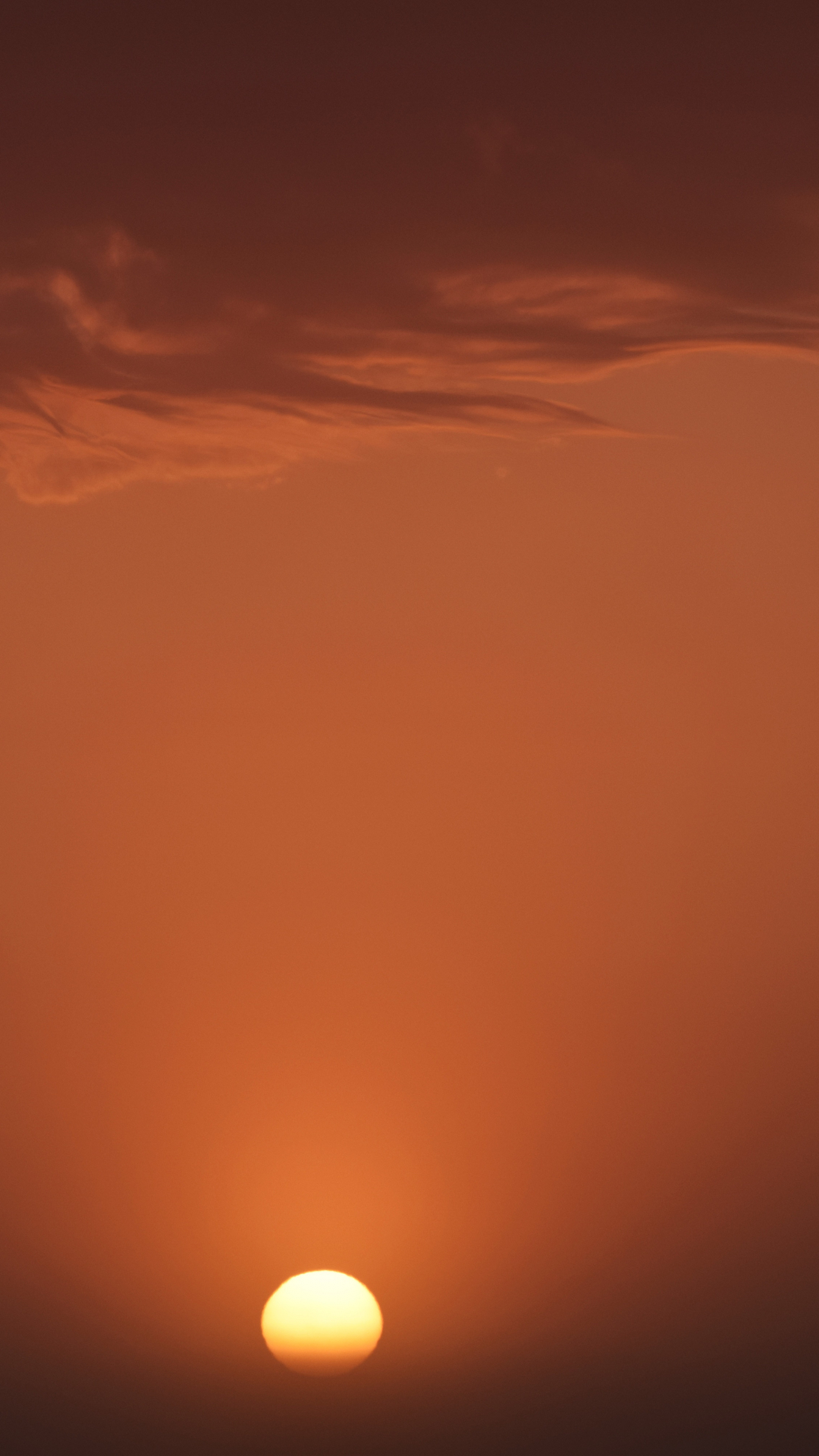 Shadow And Dusk iPhone Wallpaper