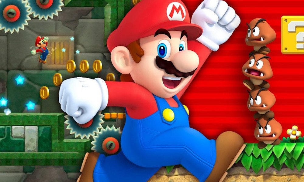 Saturday, 10 March is National Mario Day