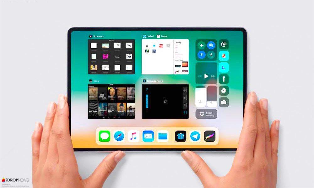 2018 Ipad Concept iDrop News 11 Inch
