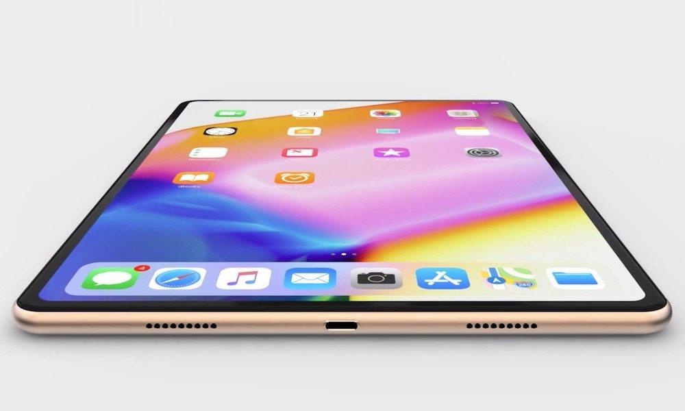 Ipad Pro 2018 Wwdc Concept