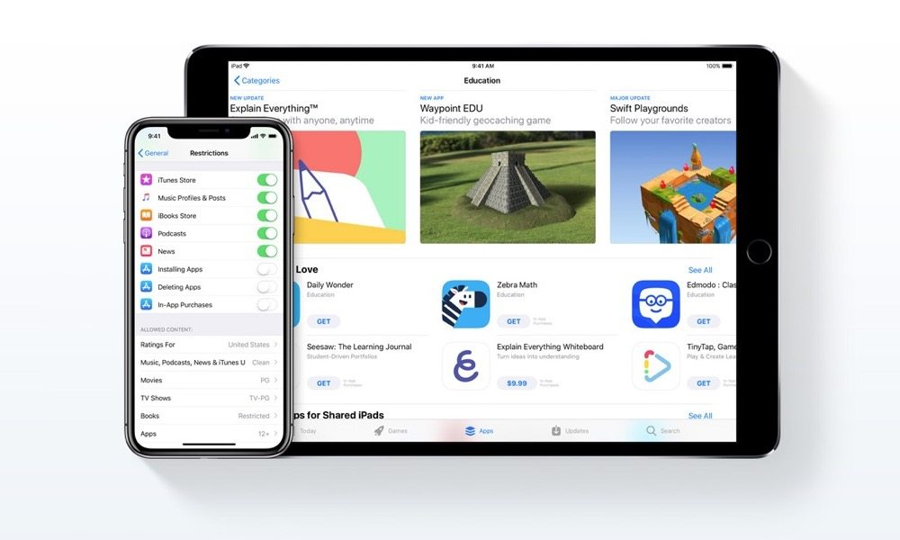 Apple's 'Families' page on its website will help curb kids' screen addiction