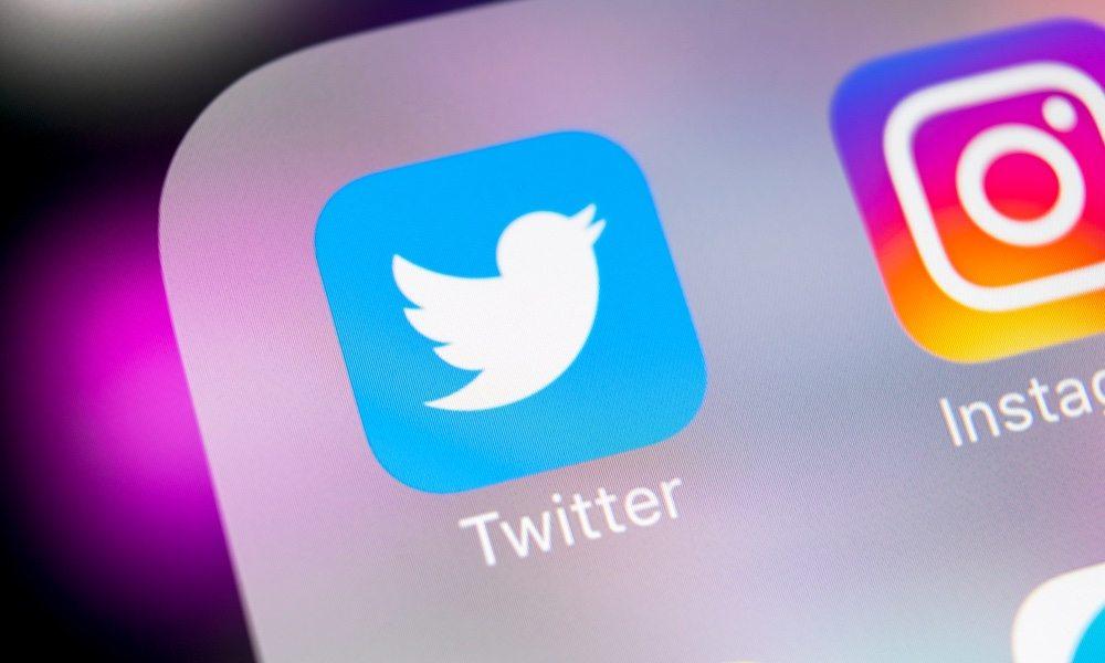 Twitter Iphone X