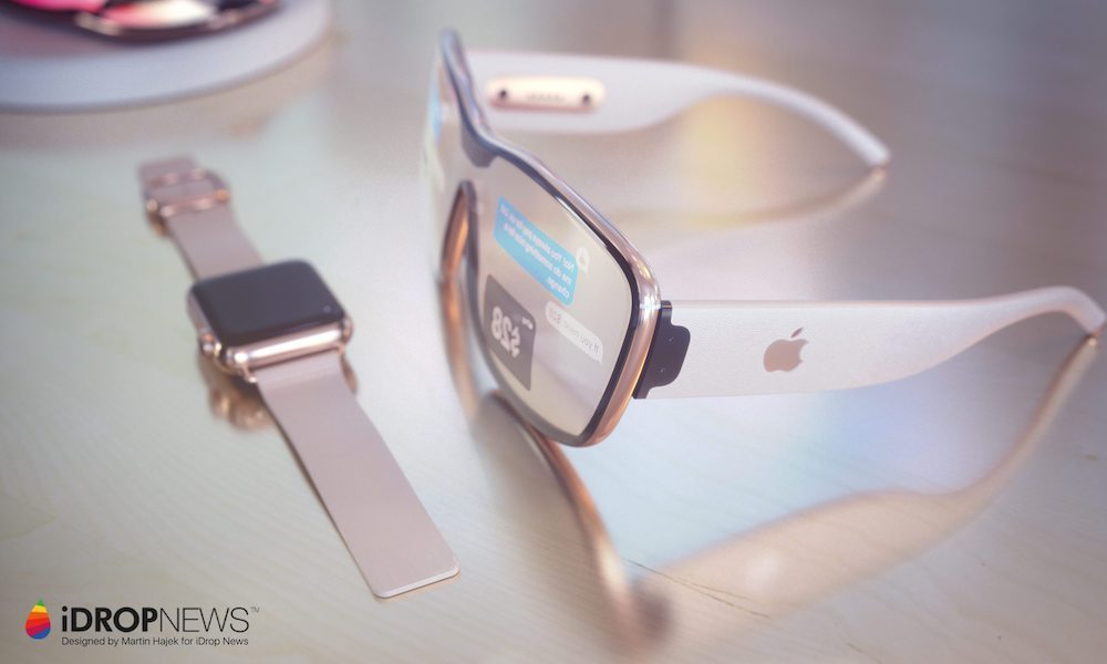 Apple Glass Ar Glasses Idrop News X Martin Hajek 36