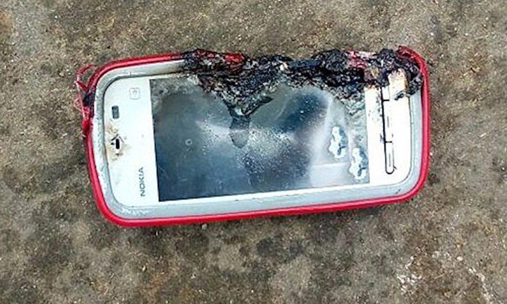 Nokia Explosion
