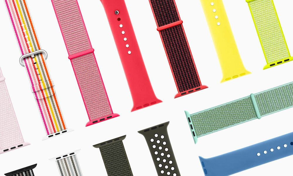 Colorful New Apple Watch Bands Are Here Just in Time for Spring