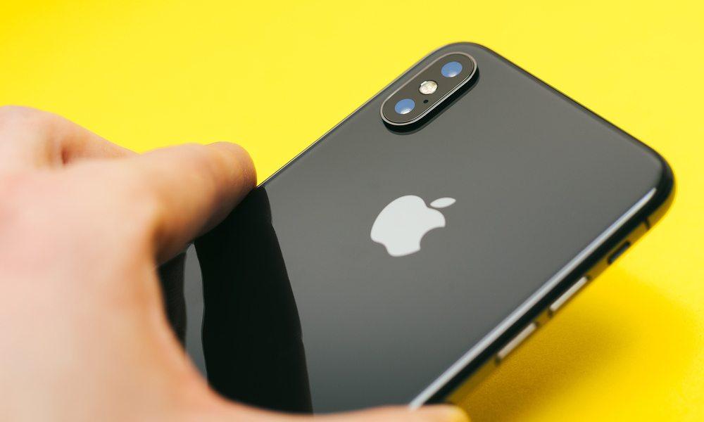 Iphone X A Aleksandravicius Shutterstock