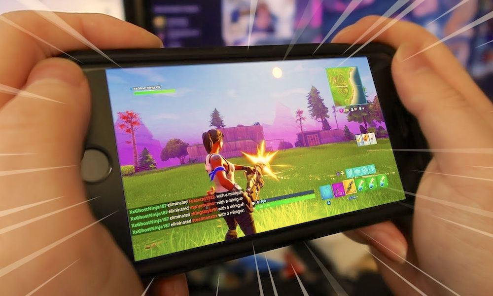 Fortnite Iphone Ios