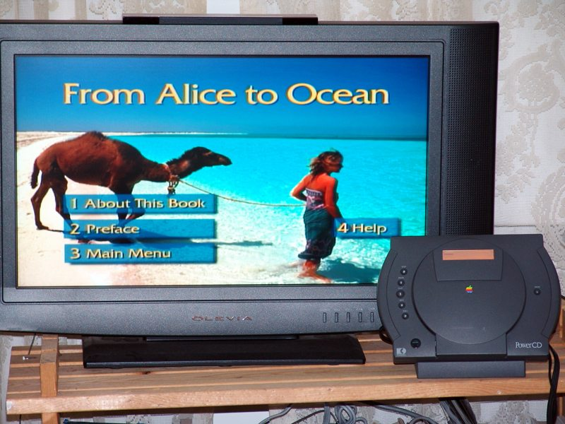 From Alice To Ocean Apple Powercd