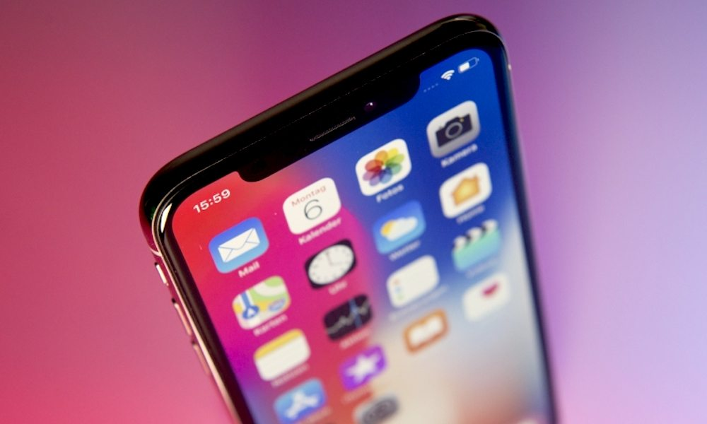 Iphone X Display Area Mobile