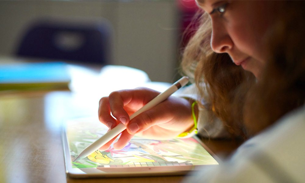 New Ipad Apple Pencil Education 2018