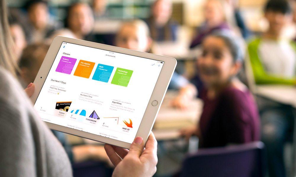 Apple Ipad Schoolwork