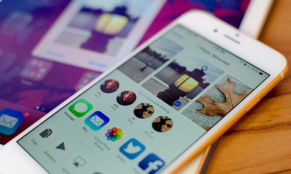 Airdrop Iphone Ipad Tips And Tricks