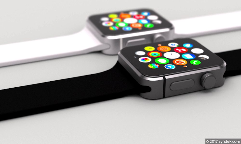 Apple Watch Concept Image Syndek