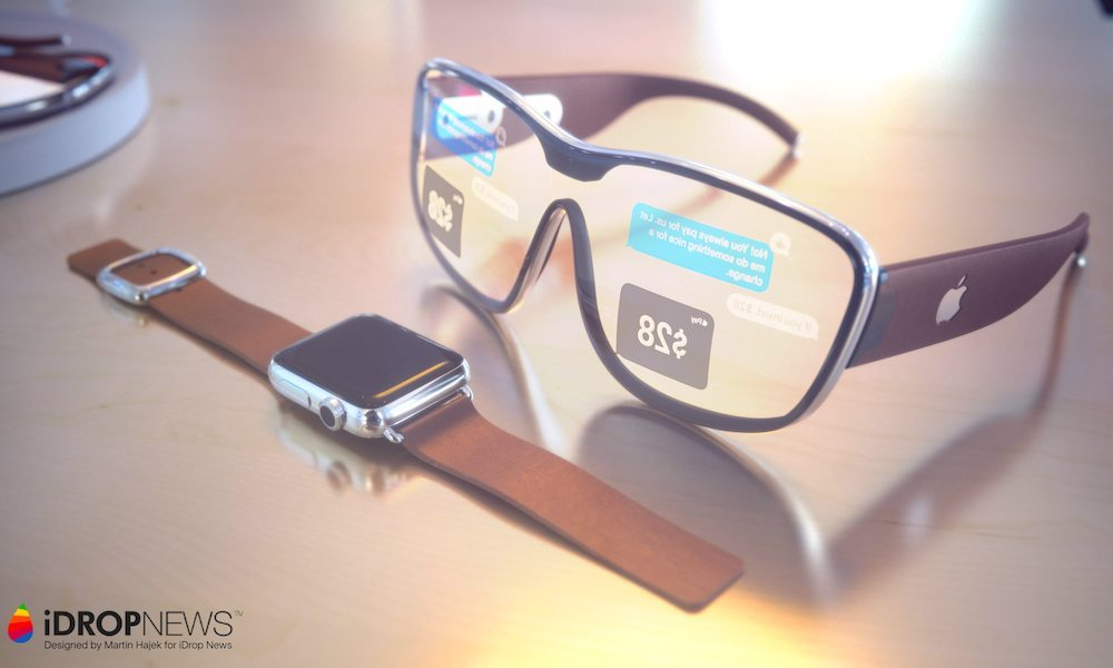Apple Glass Ar Glasses Idrop News X Martin Hajek 35