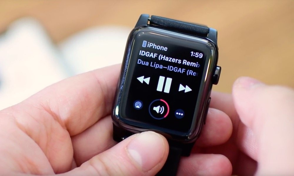 Watchos 4 Apple Music Control Appleinsider