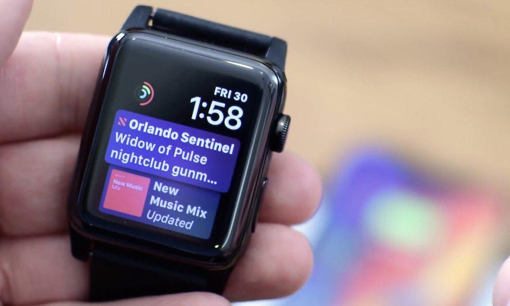 Watchos 4 3 Siri Watch Face