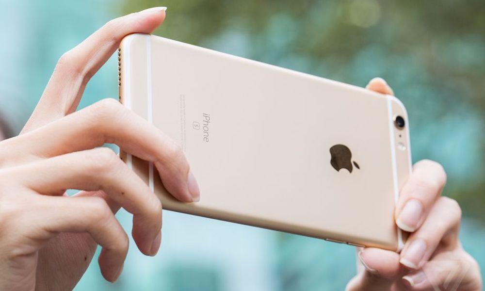 Iphone 6s Plus The Verge