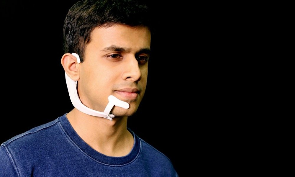 Mit Wearable Mind Reading Tech