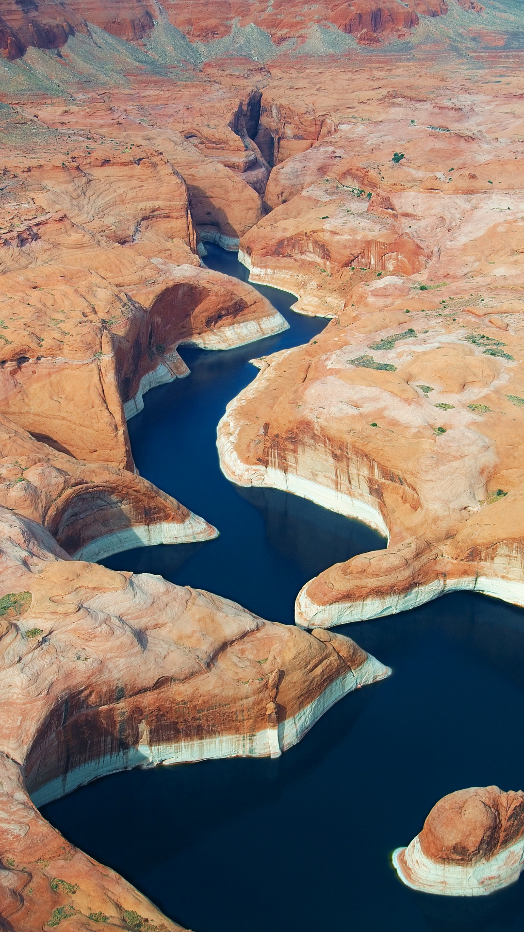 Lake Powell  iPhone Wallpaper