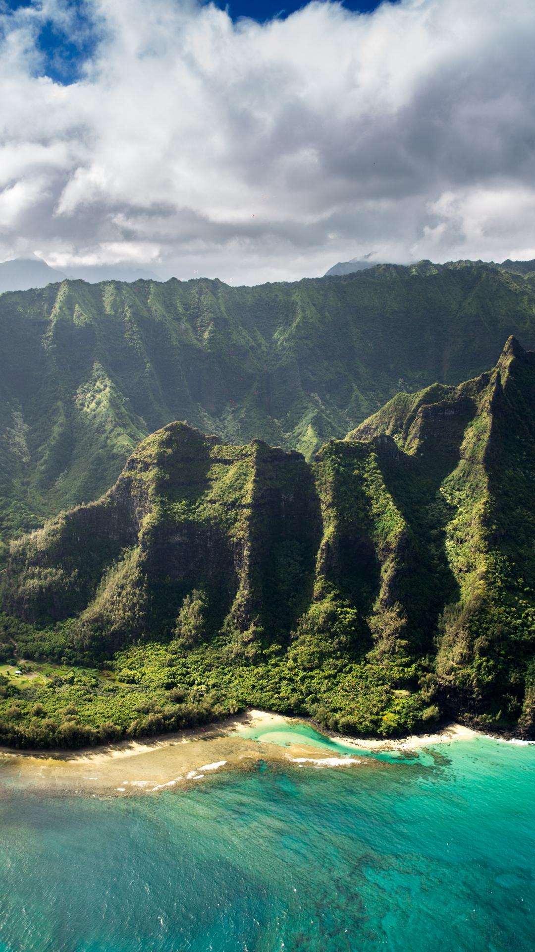 Kauai iPhone Wallpaper
