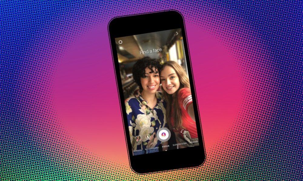 Instagram Focus Iphone1