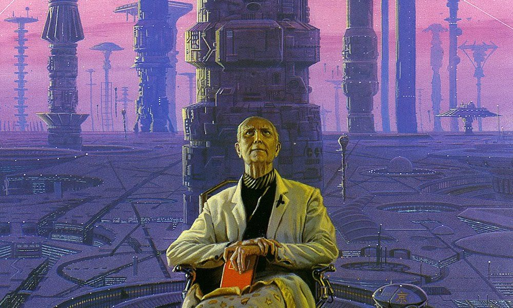 Michael Whelan Isaac Asimov Foundation
