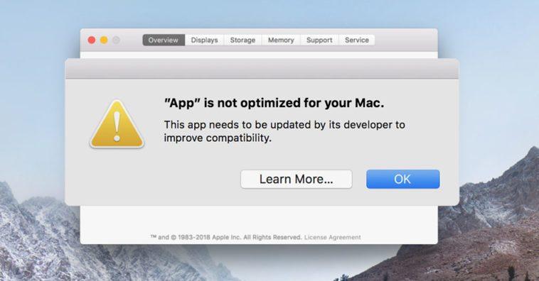 Mac Os 32 Bit Apps